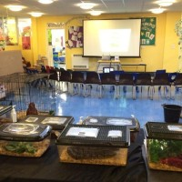 Farm to Fork day at an Infant School
